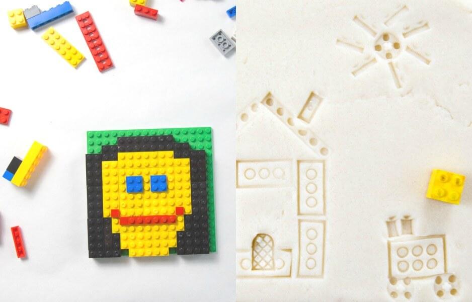 13 idées d'art LEGO géniales pour les enfants