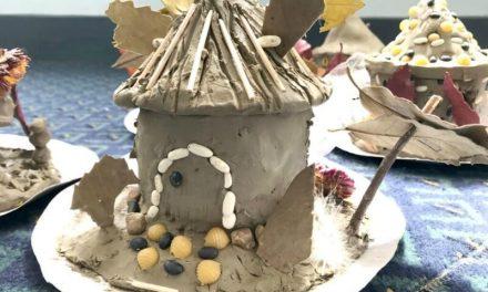 Comment faire une maison de fée avec de l'argile sèche à l'air