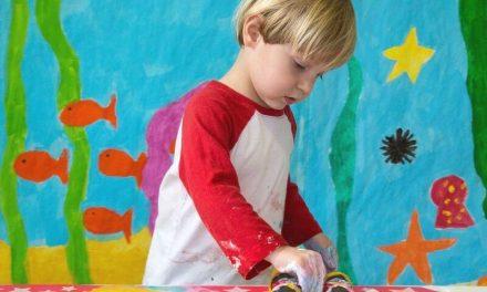 L'art des tout-petits – Activités artistiques amusantes et stimulantes pour les tout-petits